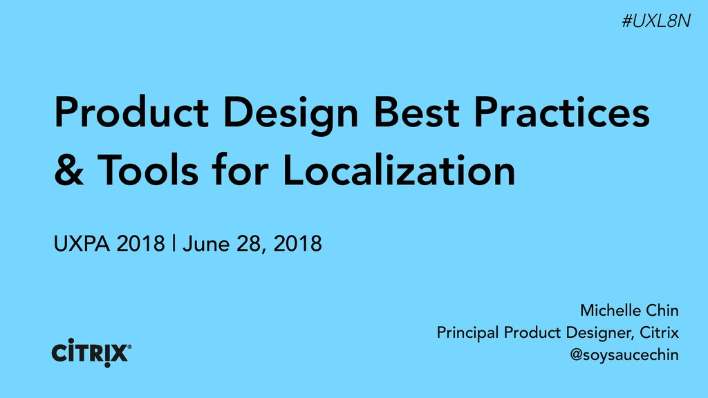 Product Design Best Practices & Tools for Local...