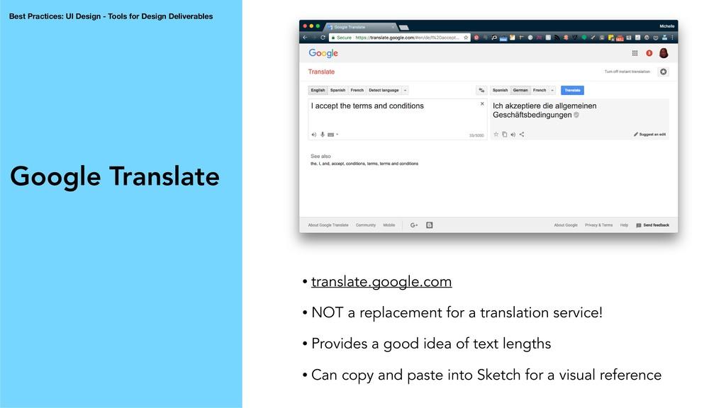 Provide localization design details in your del...