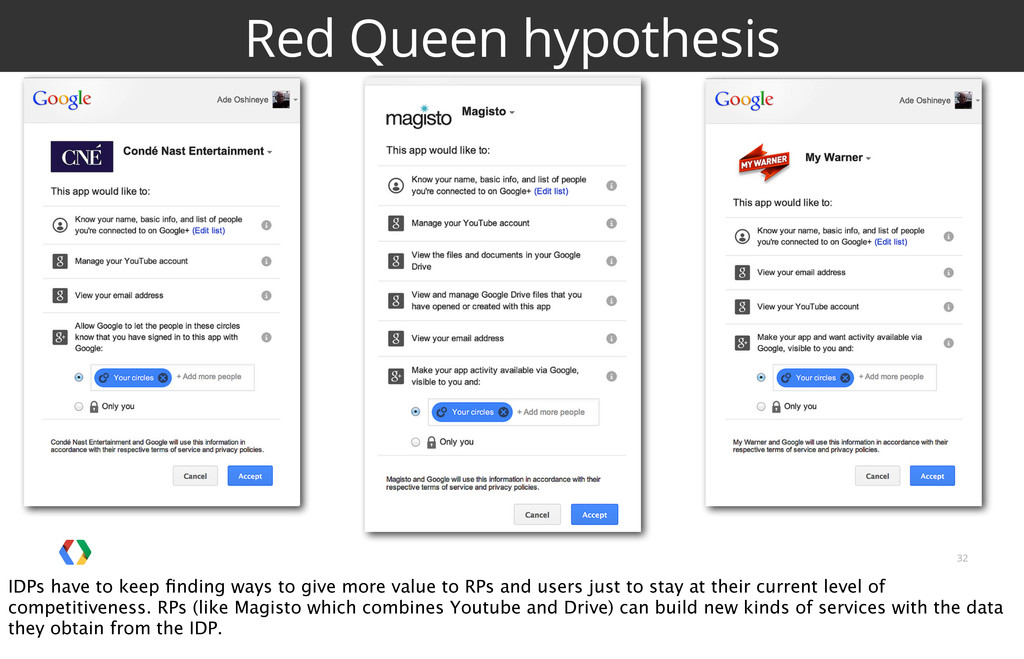 32 Red Queen hypothesis IDPs have to keep findin...