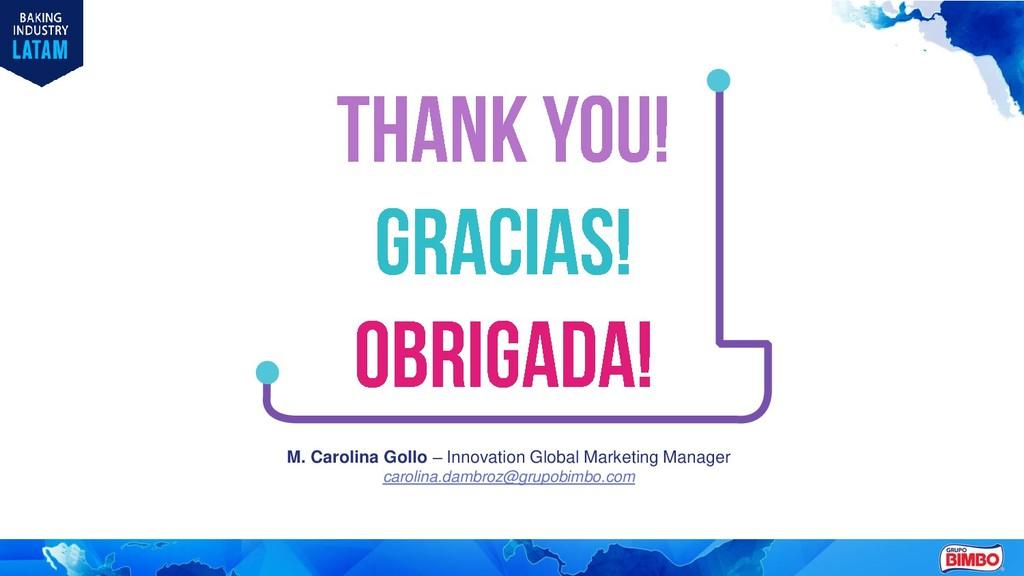 M. Carolina Gollo – Innovation Global Marketing...