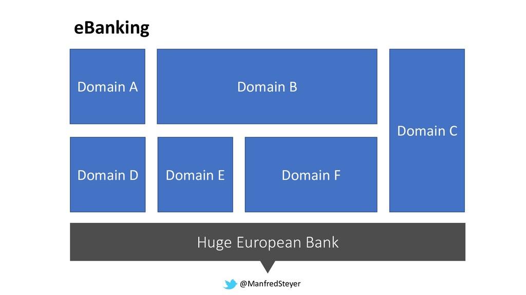 @ManfredSteyer Huge European Bank Domain A Doma...