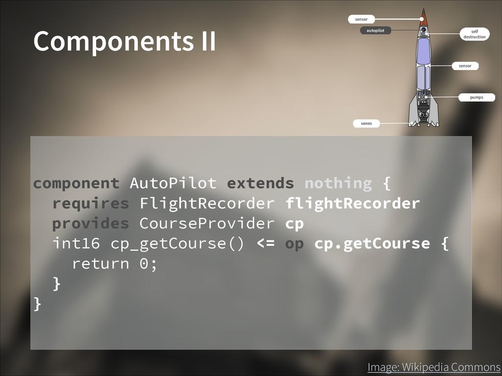 Image: Wikipedia Commons Components II componen...