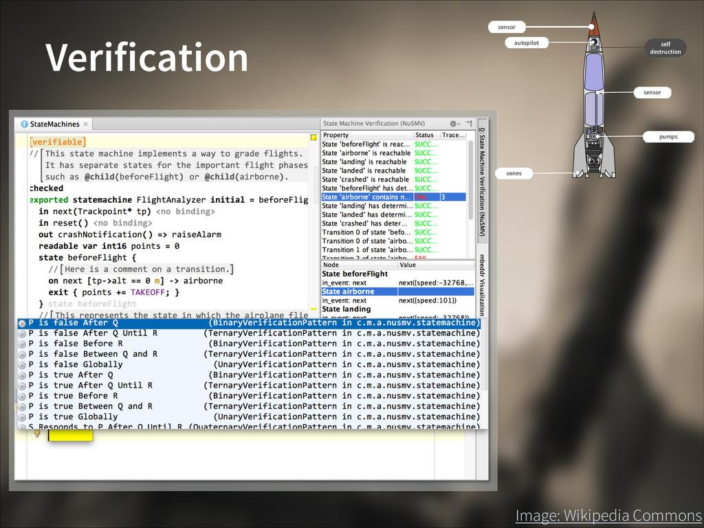 Image: Wikipedia Commons Verification sensor se...
