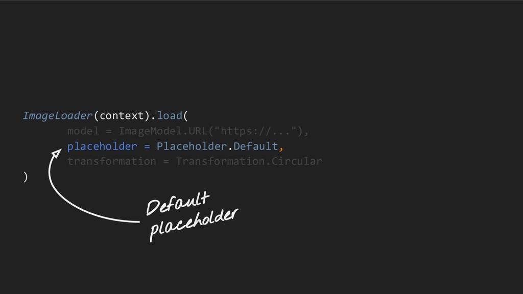 ImageLoader(context).load( model = ImageModel.U...