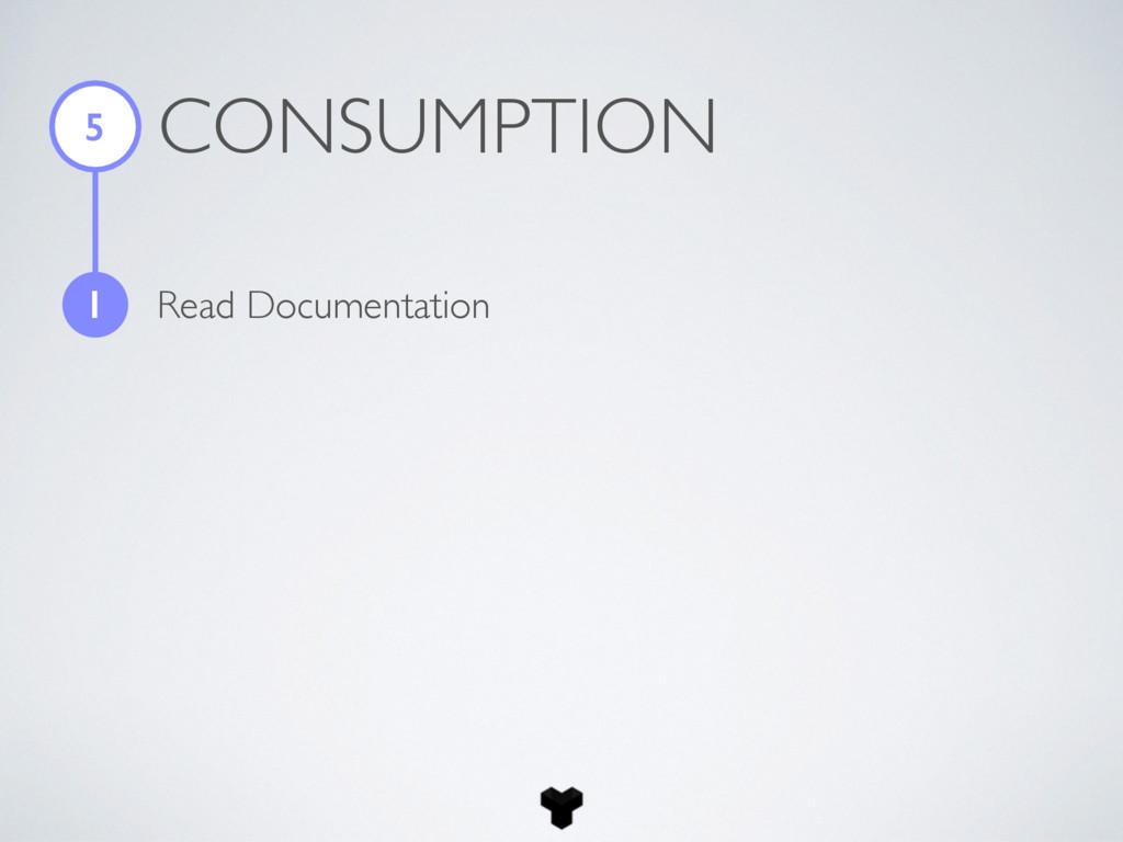 CONSUMPTION 5 1 Read Documentation