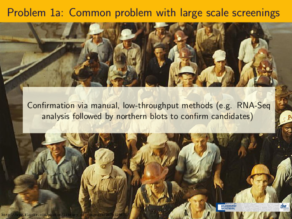 Problem 1a: Common problem with large scale scr...