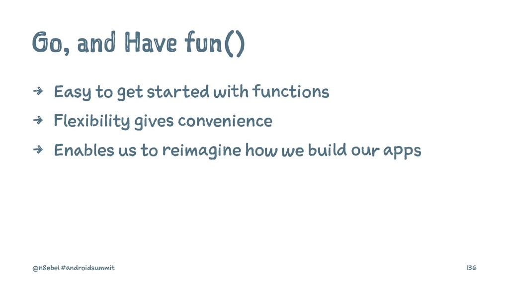 Go, and Have fun() 4 Easy to get started with f...
