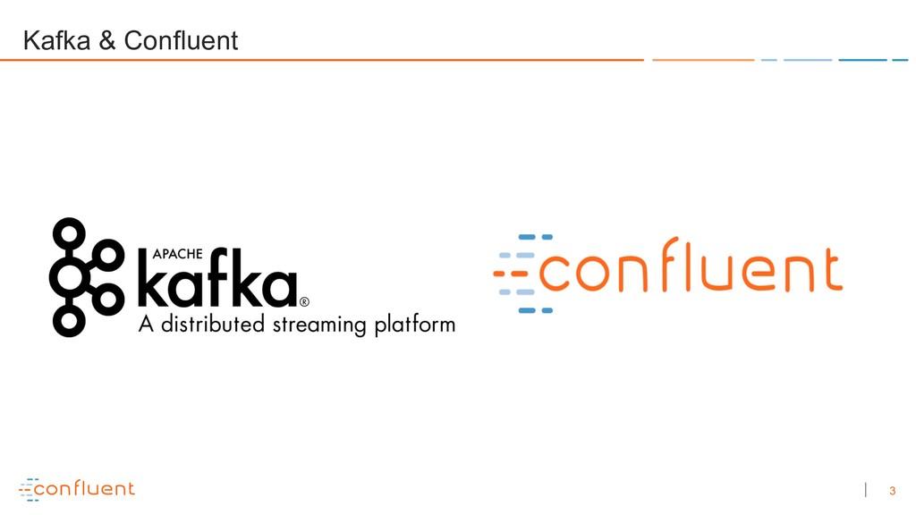 3 Kafka & Confluent
