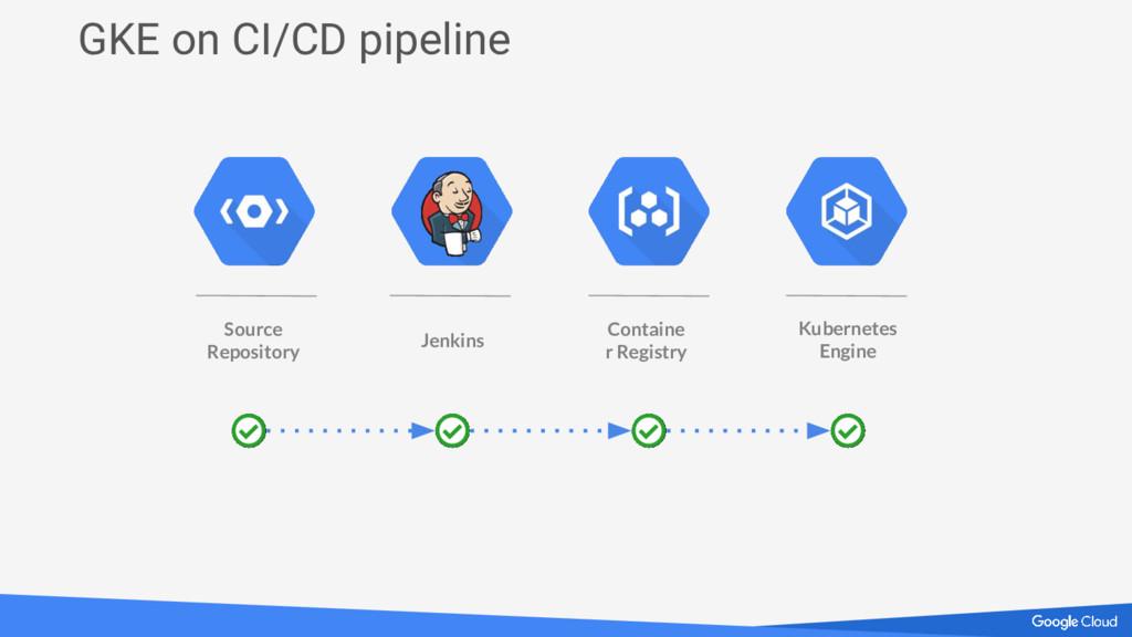 GKE on CI/CD pipeline Jenkins Kubernetes Engine...
