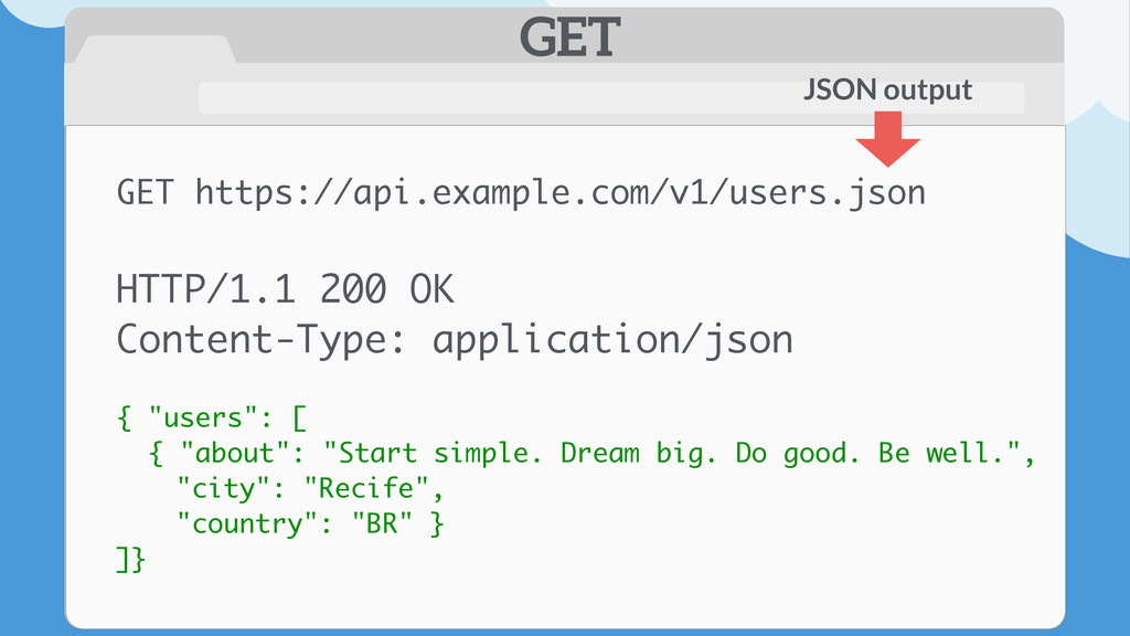 GET https://api.example.com/v1/users.json ! HTT...