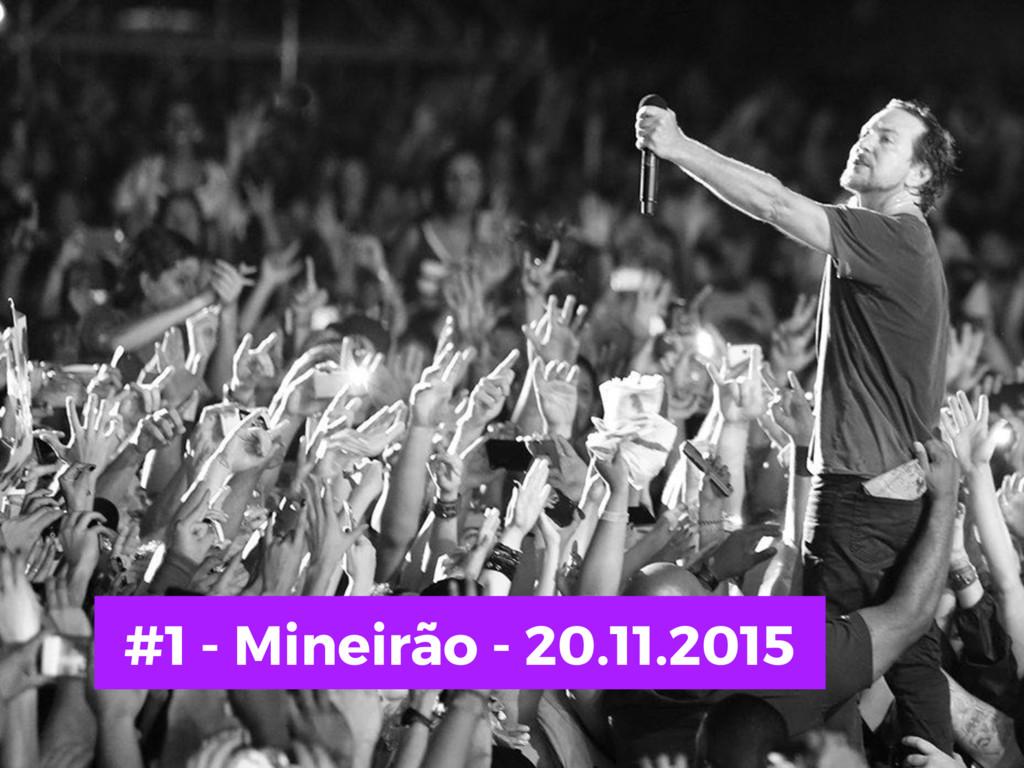 #1 - Mineirão - 20.11.2015