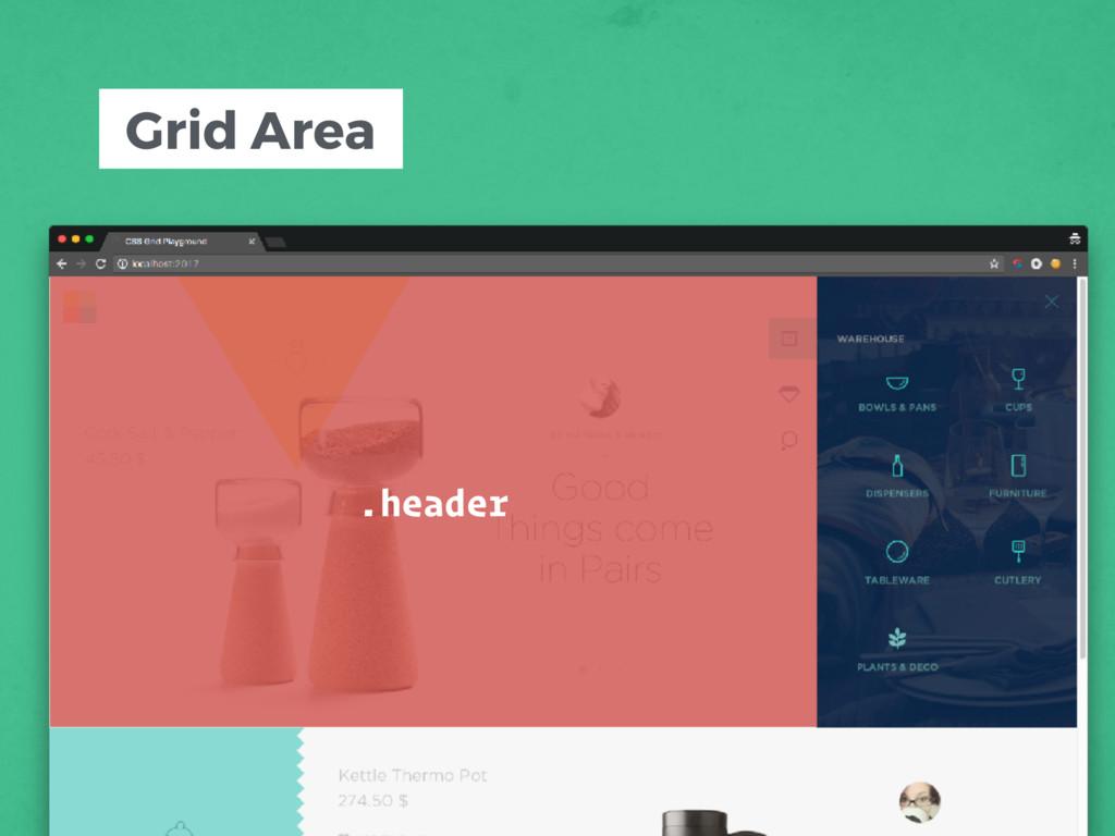 Grid Area .header