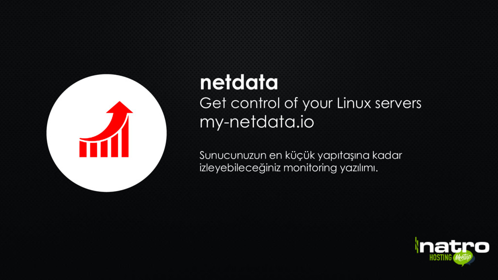 netdata Get control of your Linux servers my-ne...