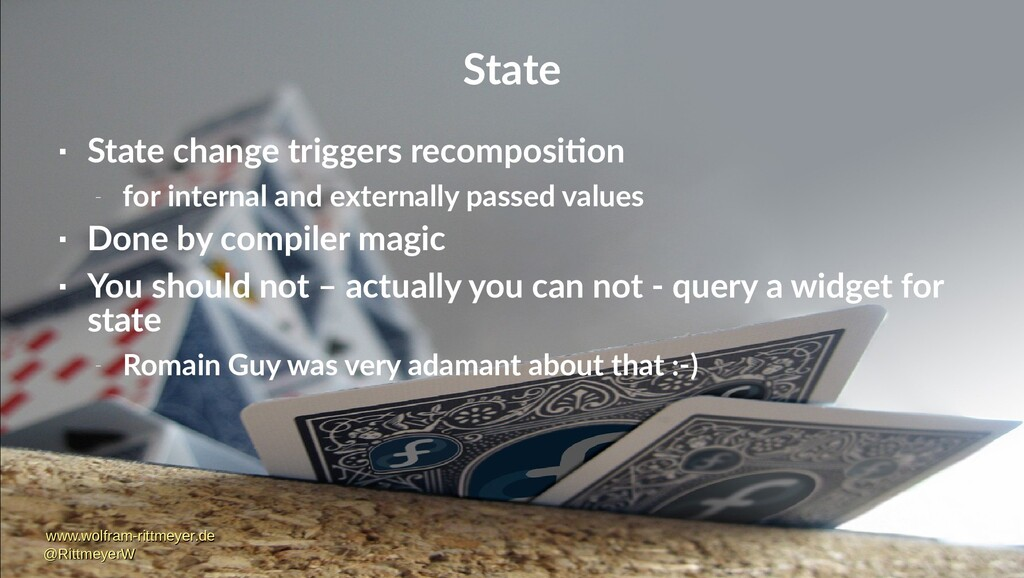 State  State change triggers recomposition – f...