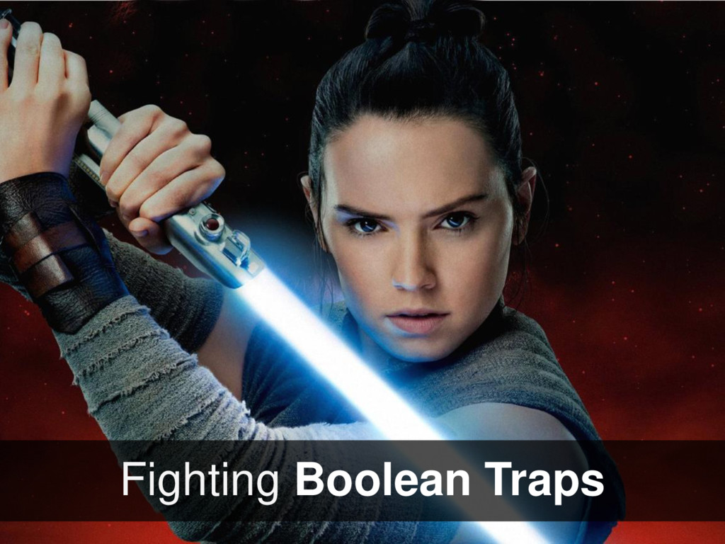 Fighting Boolean Traps