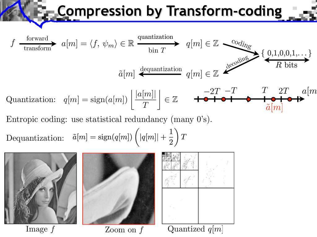 f forward coding Compression by Transform-codin...