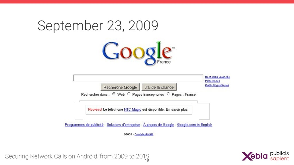 September 23, 2009 !19