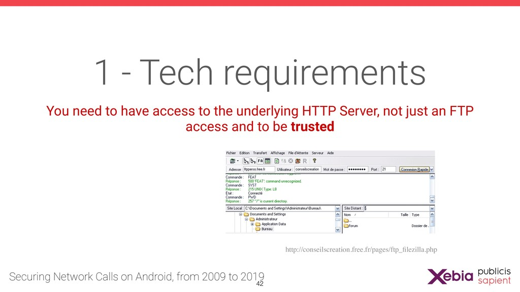 1 - Tech requirements You need to have access t...
