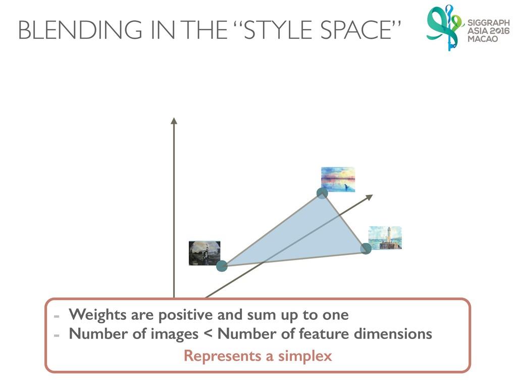 㻌 㲍 㻌 㲍 㻌 㲍 - Weights are positive and sum up t...