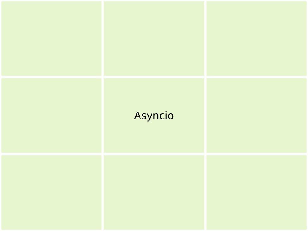 25 Asyncio