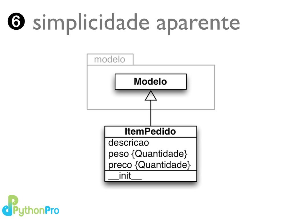 Turing.com.br ➏ simplicidade aparente