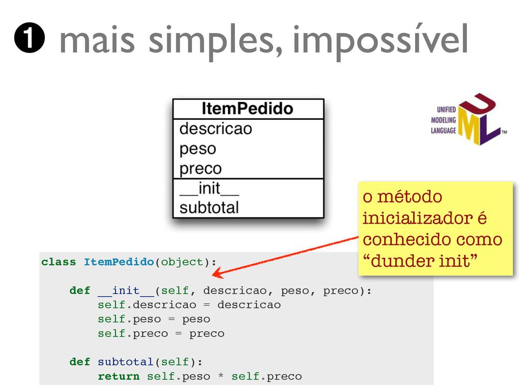 Turing.com.br ➊ mais simples, impossível class ...