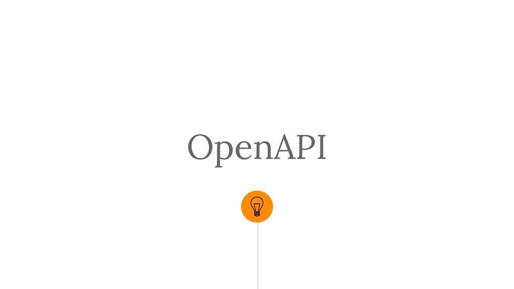 OpenAPI