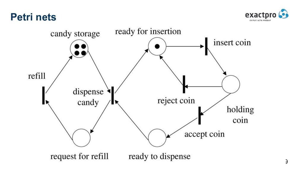 9 Petri nets
