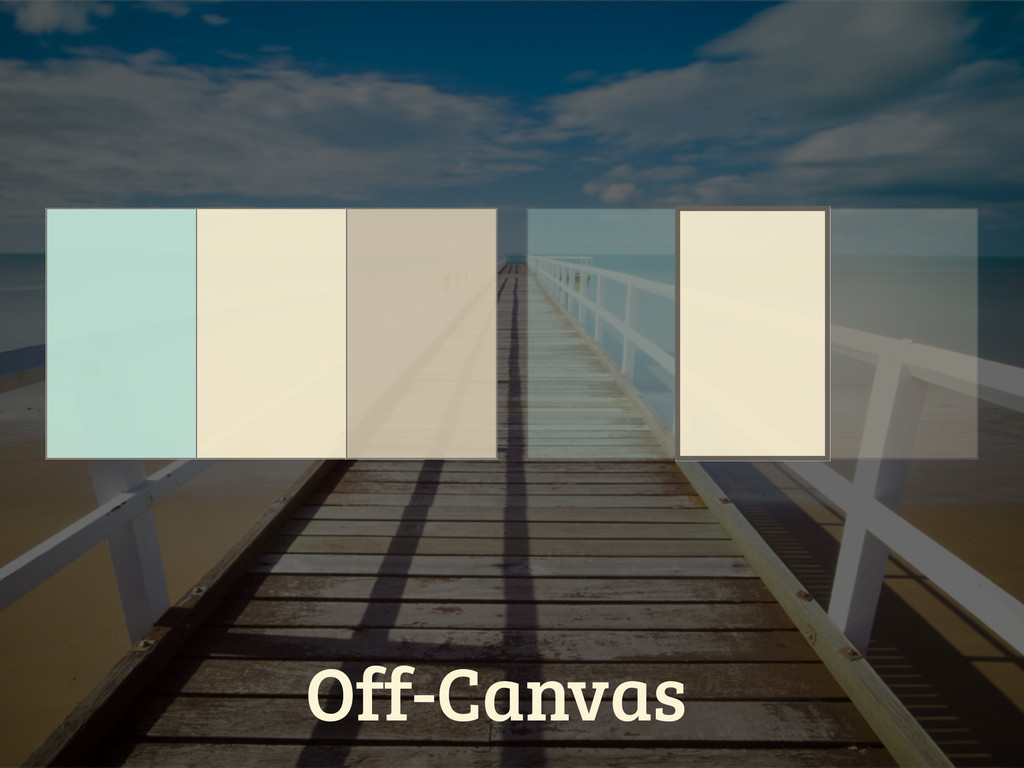 Off-Canvas