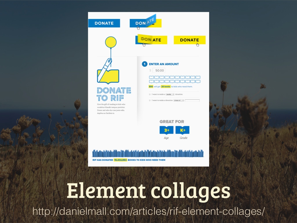 Element collages http://danielmall.com/articles...