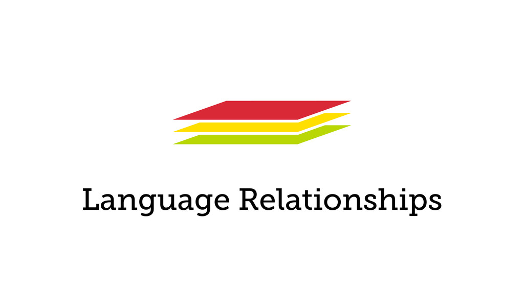 Language Relationships