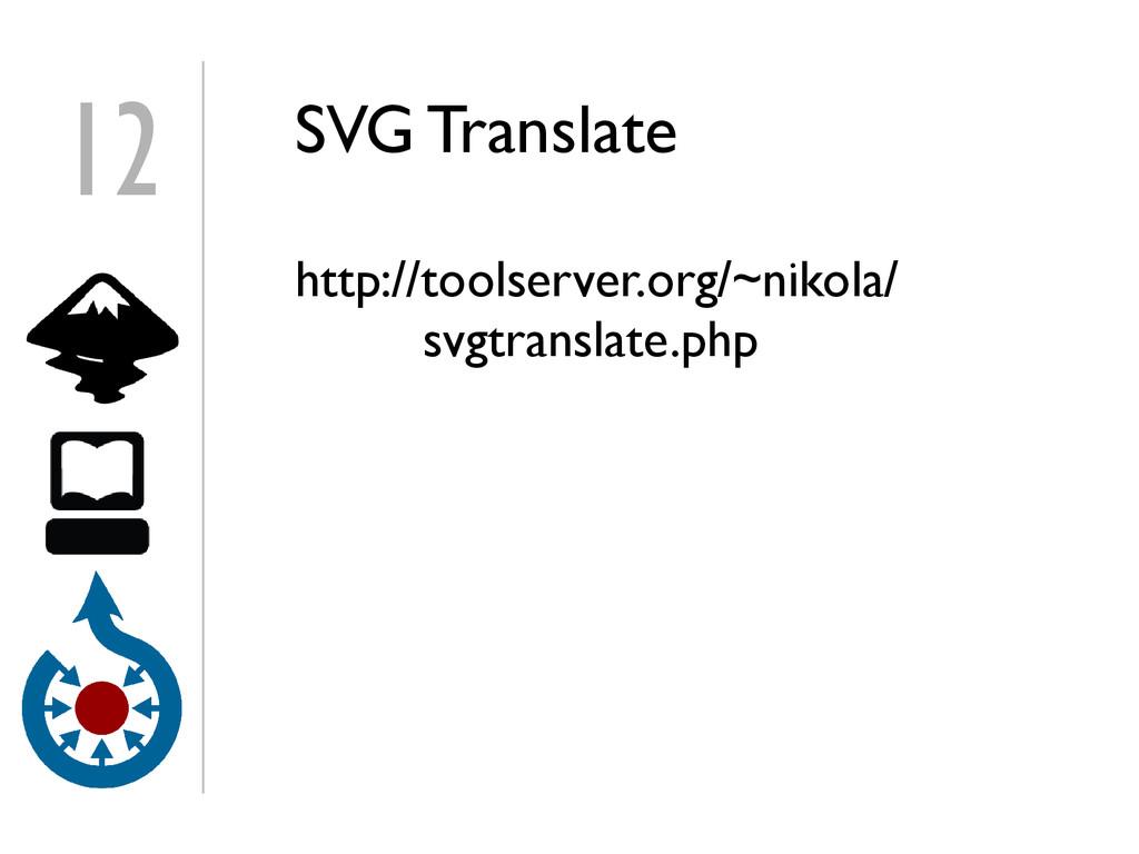 SVG Translate http://toolserver.org/~nikola/ sv...
