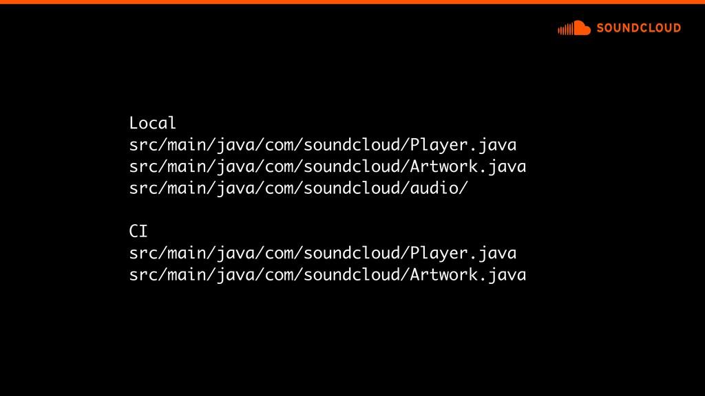 Local src/main/java/com/soundcloud/Player.java ...