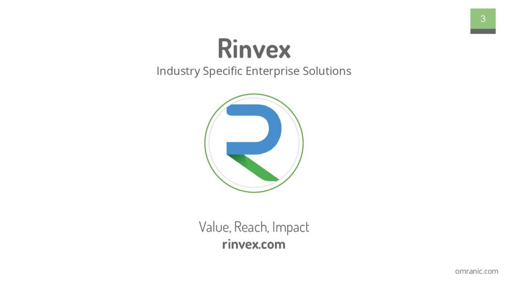 omranic.com Rinvex Industry Specific Enterprise...