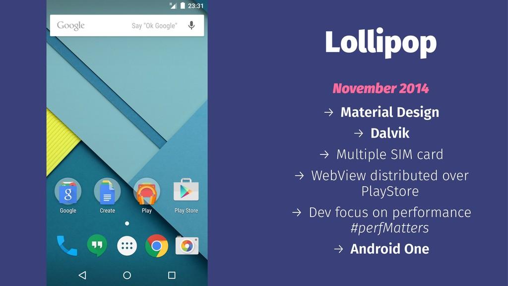 Lollipop November 2014 → Material Design → Dalv...