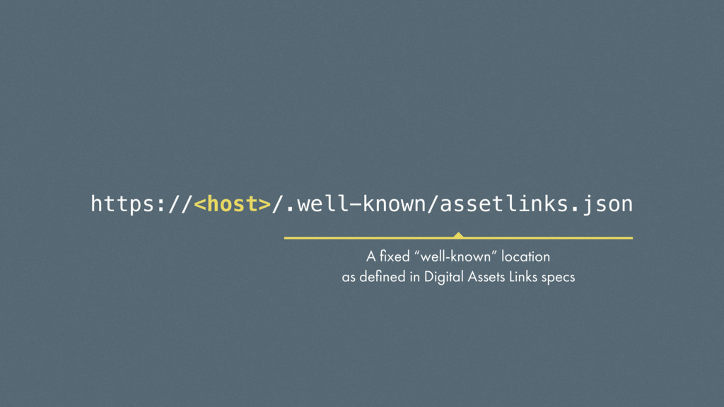 https://<host>/.well-known/assetlinks.json A fix...