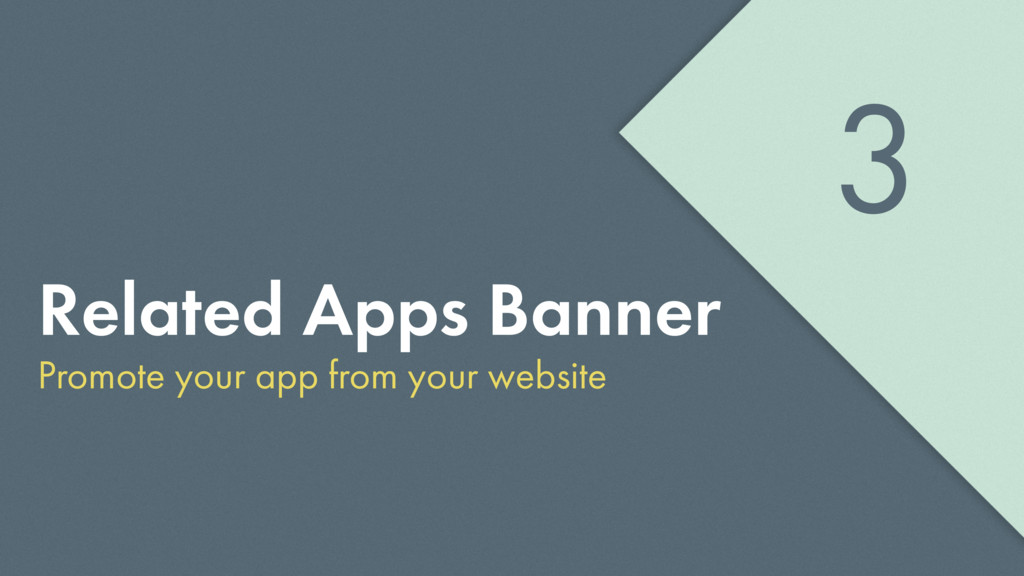Related Apps Banner Promote your app from your ...