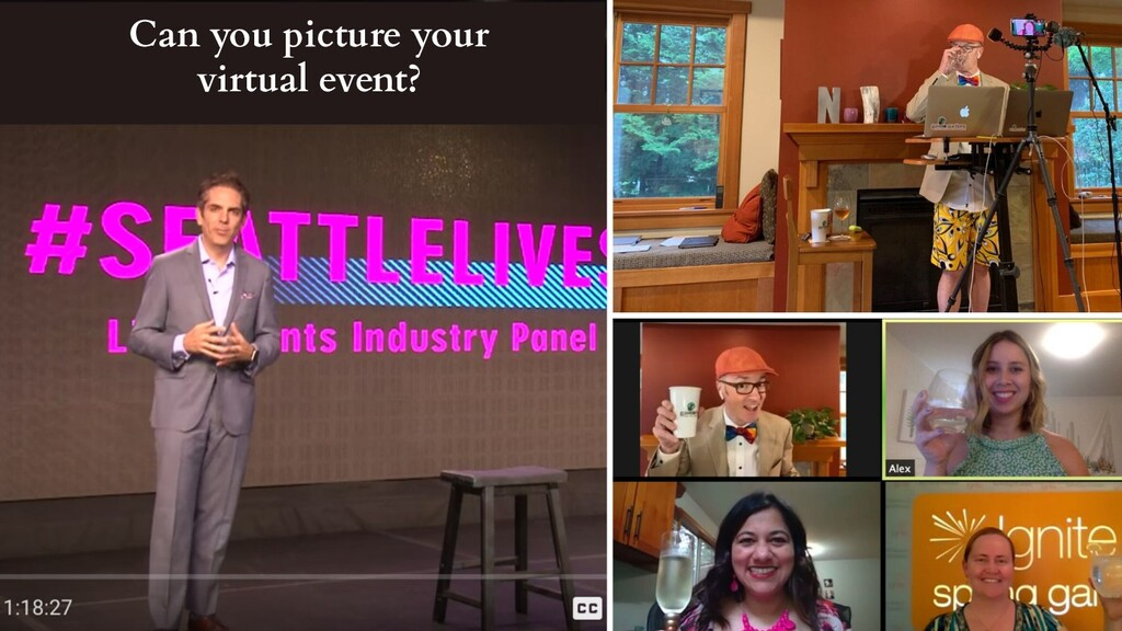 Can you picture your virtual event?