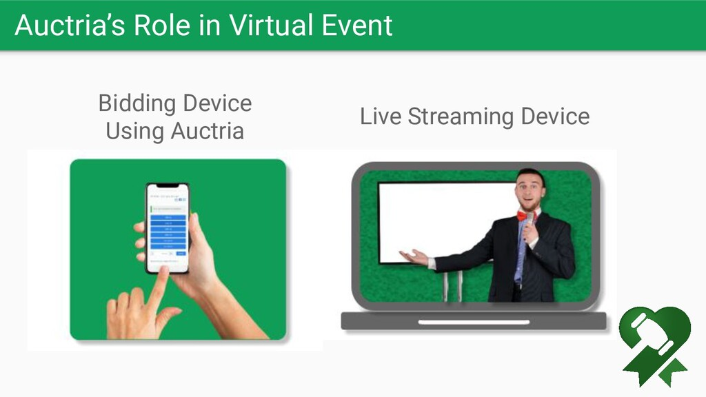 Auctria's Role in Virtual Event Live Streaming ...