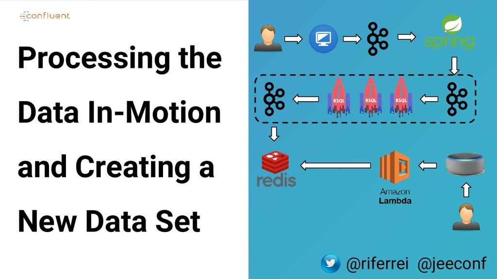 10 @riferrei @jeeconf Processing the Data In-Mo...