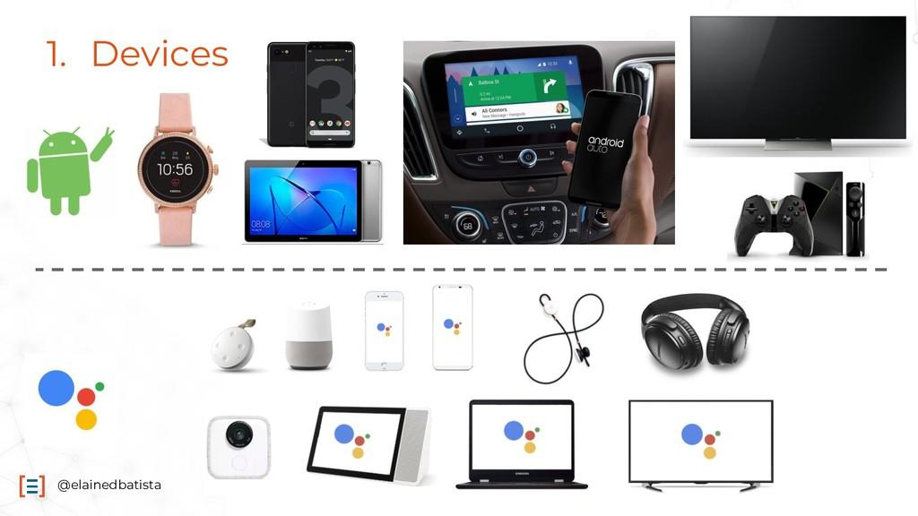 @elainedbatista 1. Devices