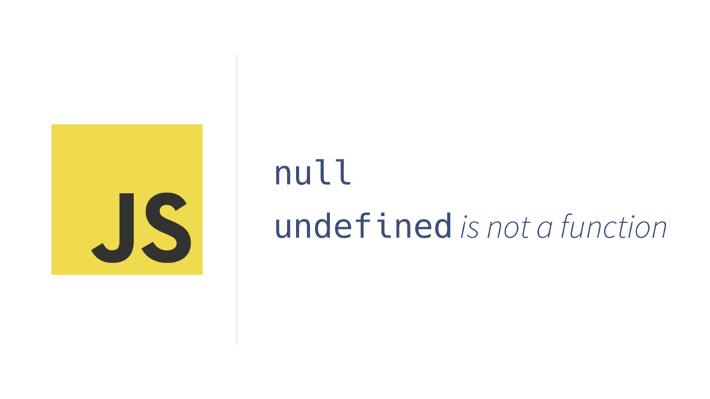 null undefined is not a function