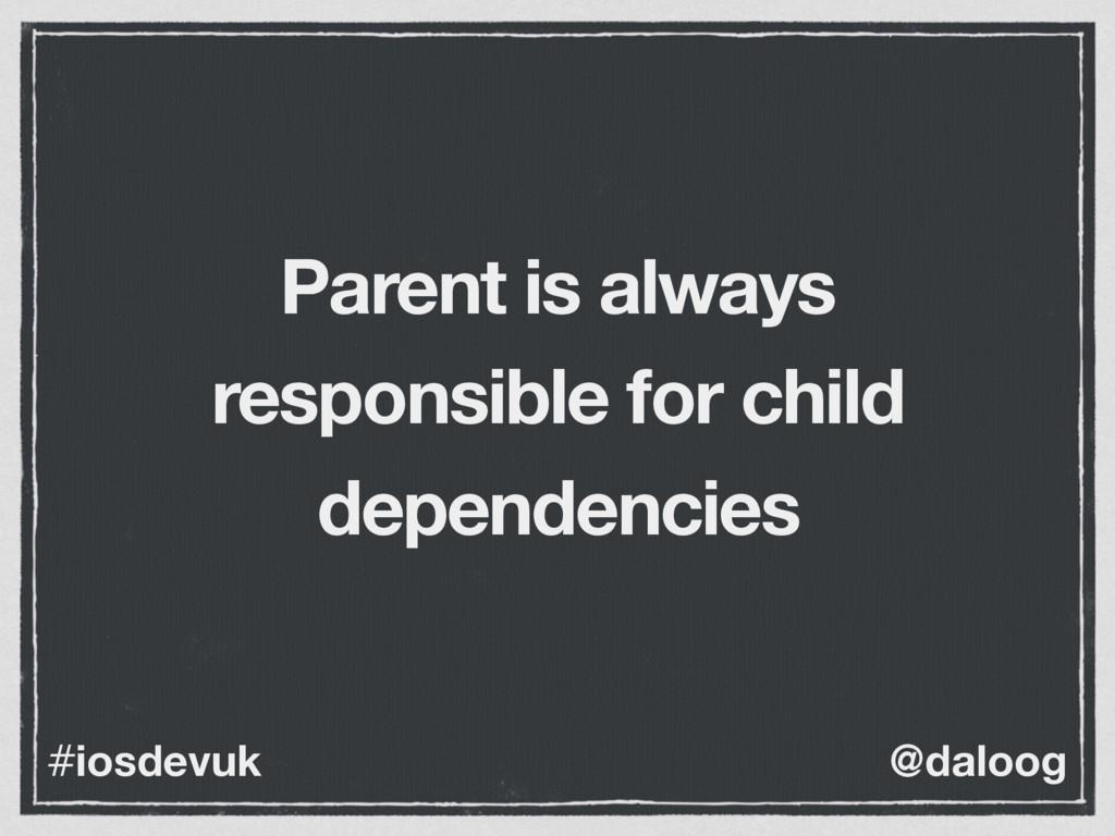 @daloog #iosdevuk Parent is always responsible ...