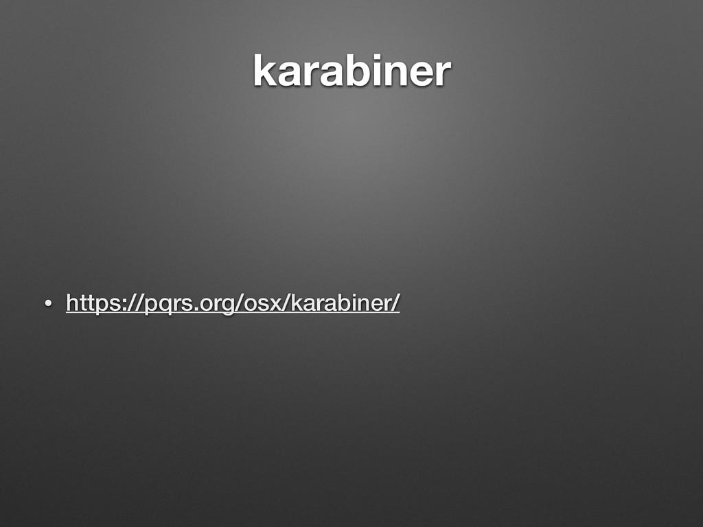 karabiner • https://pqrs.org/osx/karabiner/
