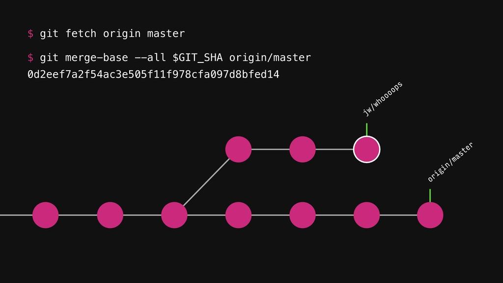 origin/master jw/whoooops 0d2eef7a2f54ac3e505f1...