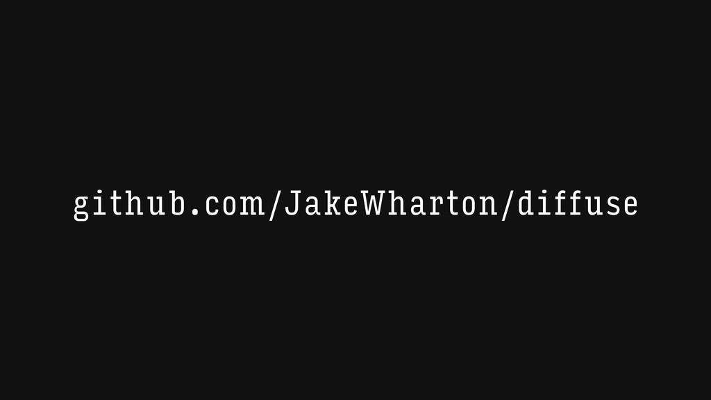 github.com/JakeWharton/diffuse