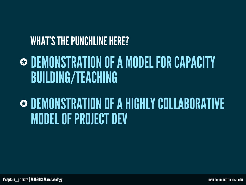 DEMONSTRATION OF A MODEL FOR CAPACITY BUILDING/...