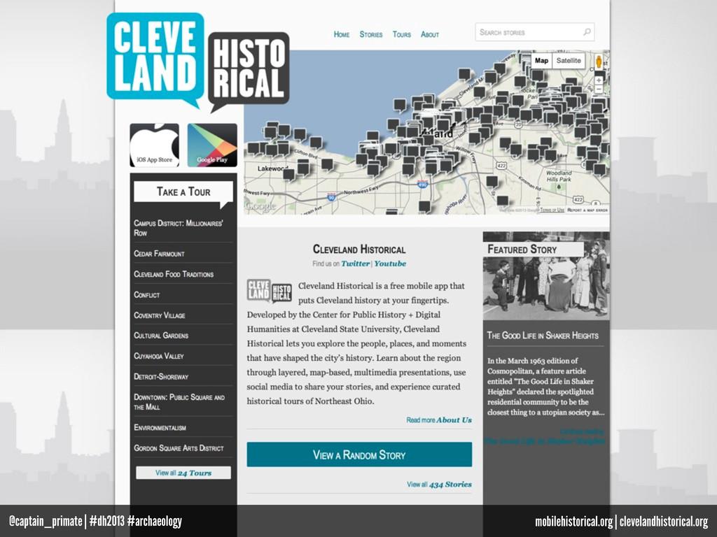mobilehistorical.org | clevelandhistorical.org ...