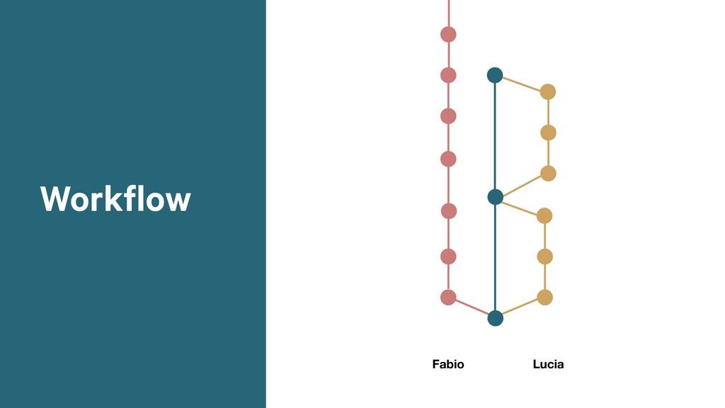 Workflow Fabio Lucia