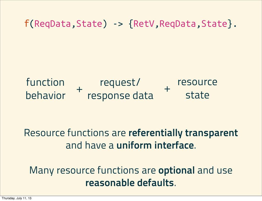f(ReqData,State) -> {RetV,ReqData,State}. funct...